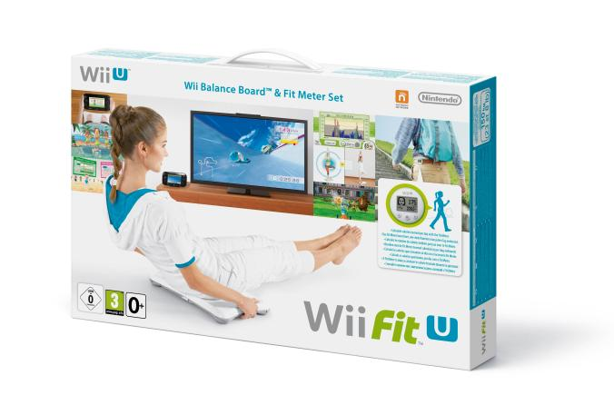 Weigh in on this: Wii Fit U hits stores this January