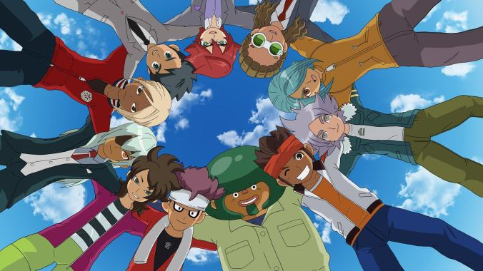 Inazuma Eleven coming to North America this year