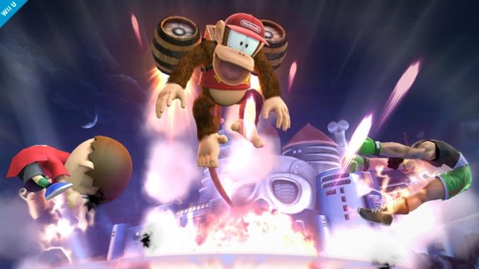 Smash Bros update: 2-24-14