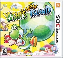 Yoshis enw island boxart