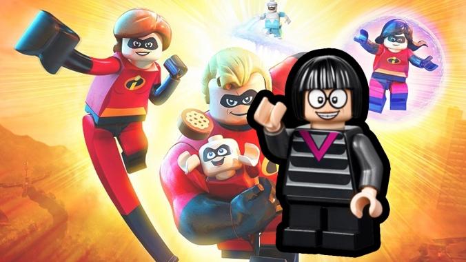 LEGO The Incredibles - GameStop pre-order bonus
