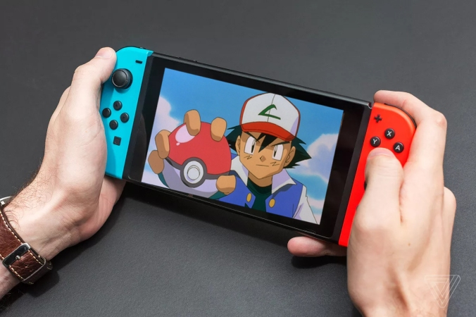 Pokemon Switch