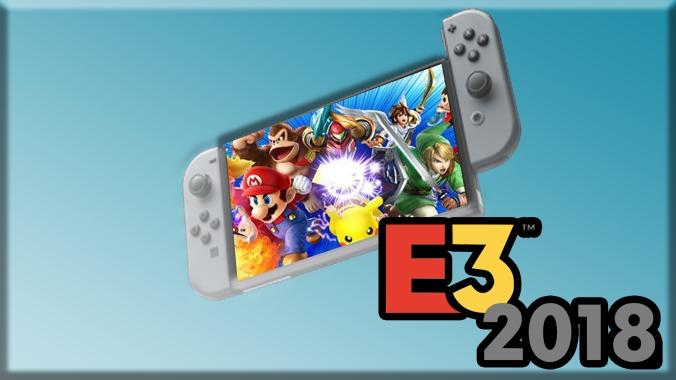 Smash E3 for Partcipants